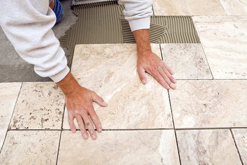 Should I use natural stone tile for my bathroom remodel?