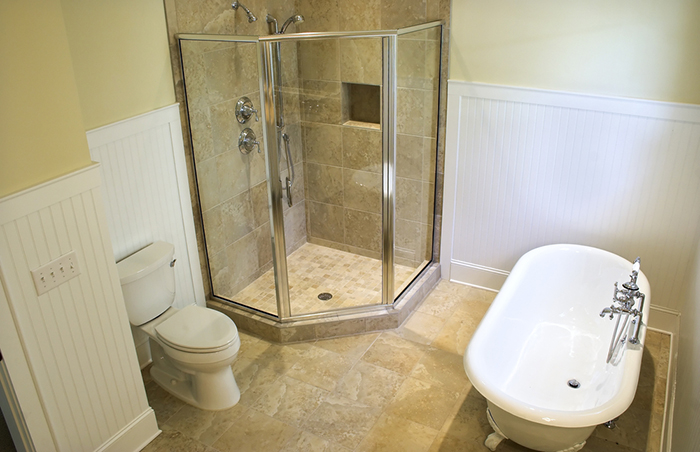 What types of bathroom ideas would work for my home?