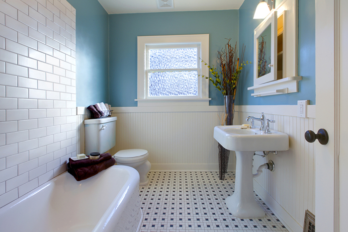 latest bathroom remodel trends
